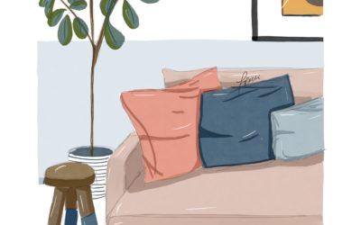 4 Formas de Animar a sua Casa (e você) Durante a Quarentena